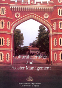 Cultural Heritage & Disaster Management