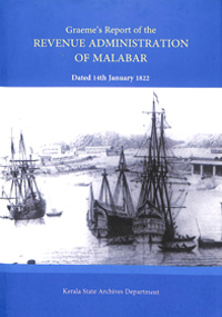Graem's Report of the Revenue Administration of Malabar