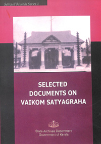 Kerala State Archives Bulletin Vol.1 No.3 2006