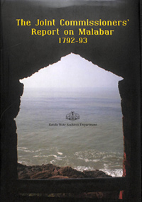 The Joint Commission's Report on Malabar 1792-93